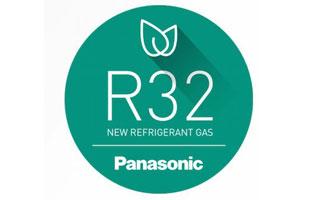 Panasonic apuesta por el gas refrigerante R32 en sus productos