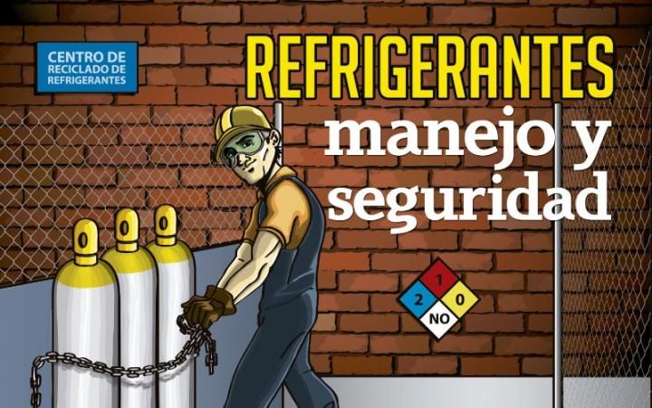Refrigerantes, manejo y seguridad