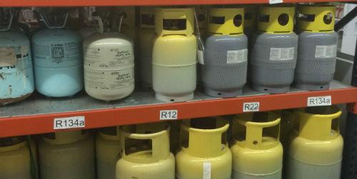 Evolución de los fluidos refrigerantes